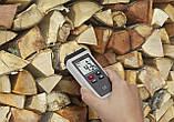 Влагомер древесины VOLTCRAFT MF-10 (2~40%) Германия, фото 4
