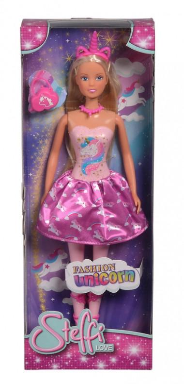 Игрушка кукла единорог Штеффи, Simba