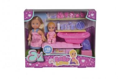 Игрушка кукла Эви с малышом, Simba