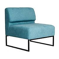 Офісний диван Лаунж одномісний модуль зі спинкою ТМ Richman