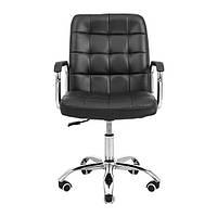 Кресло офисное Брукс крестовина Хром ТМ Richman