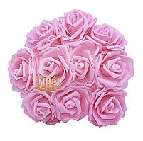 Розы из фоамирана, Rose 1шт