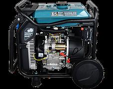 Інверторний Генератор Konner&Sohnen KS 8100iE ATSR (8 кВт), фото 3