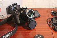 Профессиональный фотоаппарат Canon EOS 700D Зеркалка.Комплект. Б\У, фото 1