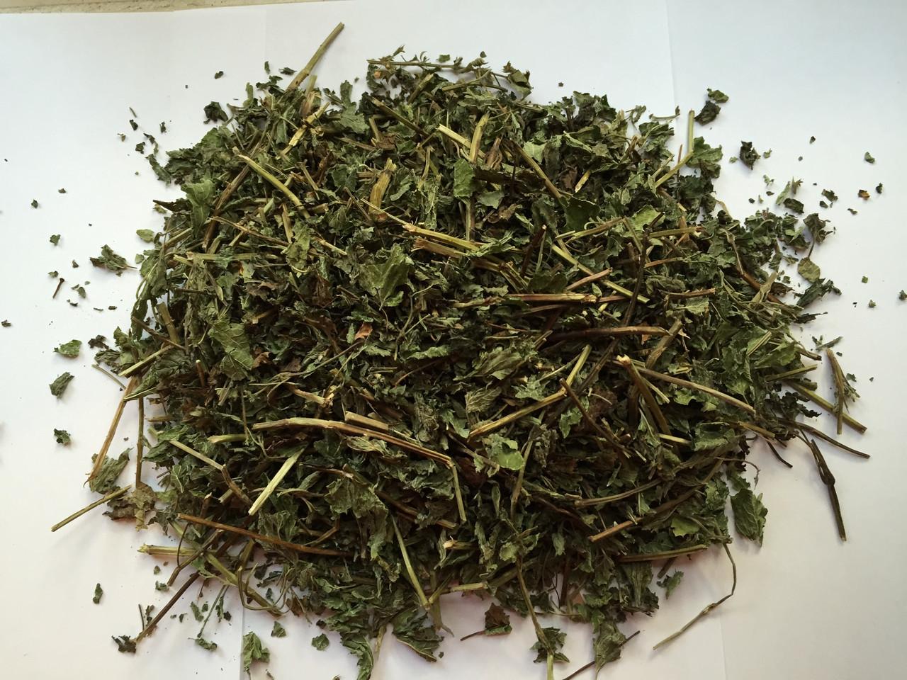Трава меліса