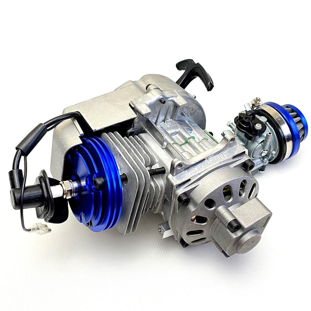 Двигун для дитячого квадроцикла, минибайка TUNING, 2Т 50сс