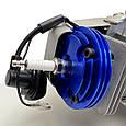 Двигун для дитячого квадроцикла, минибайка TUNING, 2Т 50сс, фото 8