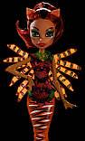 Кукла Monster High Торалей Большой Скарьерный Риф, фото 4