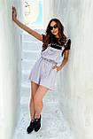 Комбинезон женские брендовый Seventeen низ шорты (3 цвета, р.S-M,L-XL), фото 3