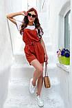 Комбинезон женские брендовый Seventeen низ шорты (3 цвета, р.S-M,L-XL), фото 6