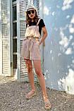 Комбинезон женские брендовый Seventeen низ шорты (3 цвета, р.S-M,L-XL), фото 10