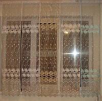 Занавески 5шт с фигурным низом, фото 1