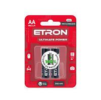 Акумулятор ETRON Ultimate Power AA 2100mAh Ni-Mh Ready 2Use Blister 2 шт