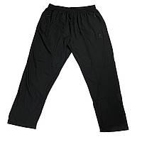 Мужские спортивные штаны IFC 18026 XL 2XL 3XL 4XL 5XL 6XL черные Турция батал большие размеры, фото 1