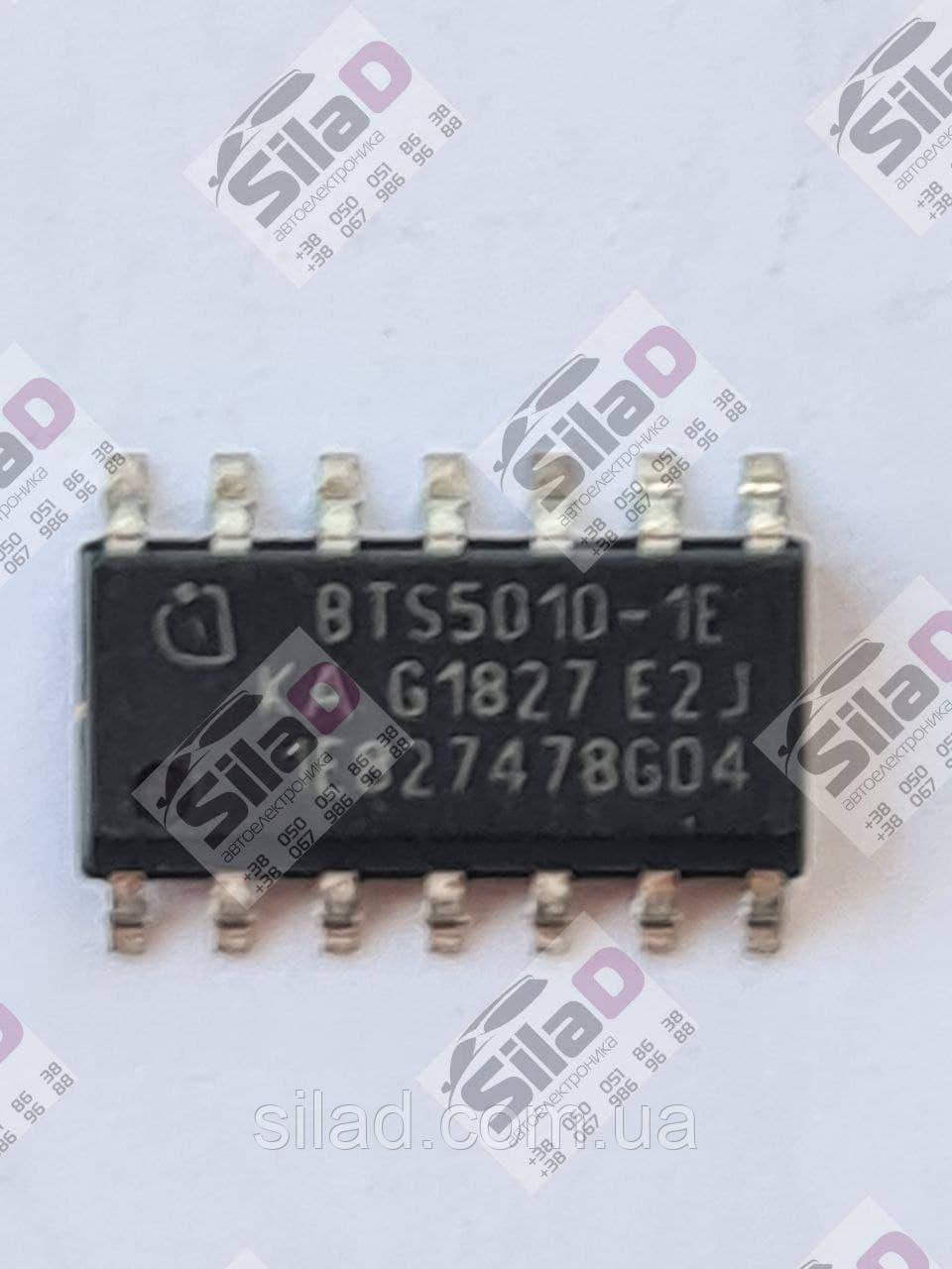 Микросхема BTS5010-1E Infineon корпус PG-DSO-14-47 EP