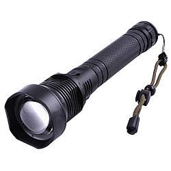 Ручной аккумуляторный фонарь Bailong BL-X92-P70 D114
