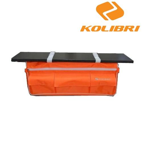 Сумка-рундук для надувних човнів Kolibri KM-400DSL, КМ-450DSL помаранчева