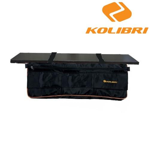 Сумка-рундук для надувных лодок Kolibri КМ-330С, КМ-460С чёрная