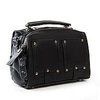 Сумка классическая fashion  черная 26*20*12, фото 1