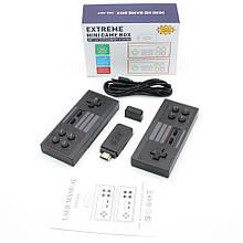 Игровая консоль  HDMI Y2 HD приставка с ретро играми Dendy (954 игр)
