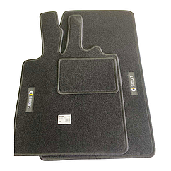 Коврики в салон ворсовые AVTM для Smart ForTwo 453 2014-