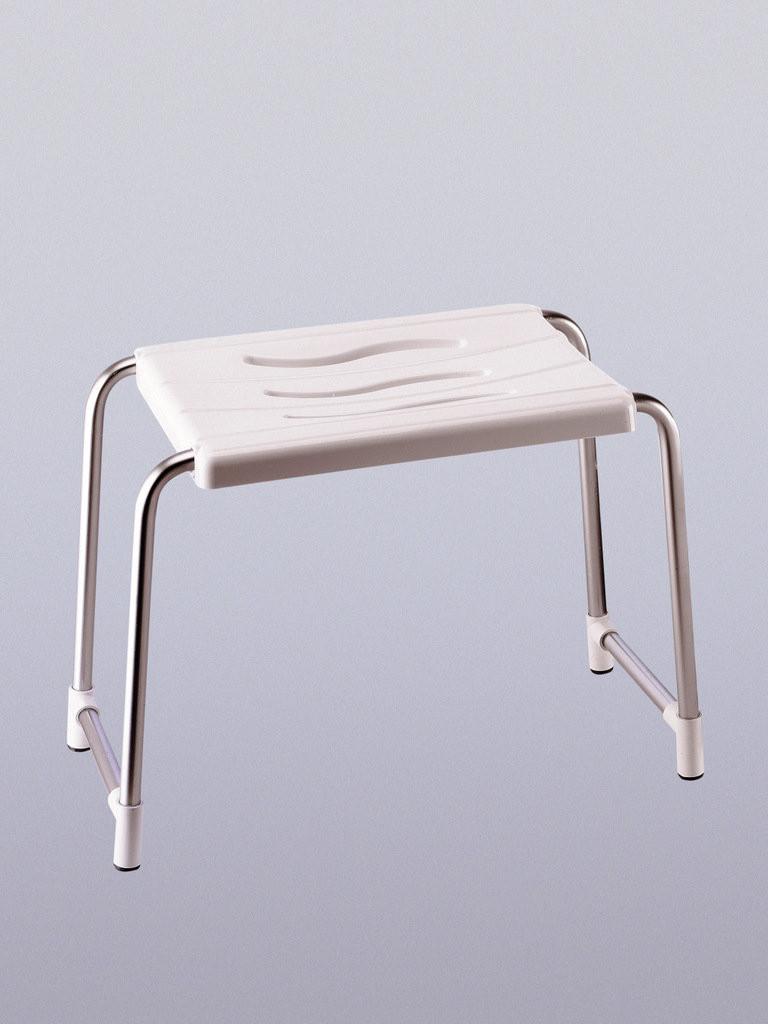 Cтул для ванной на алюминиевых ножках