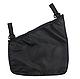 Сітка - сумка для коляски Чорна, фото 2