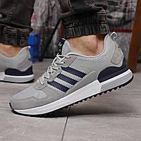 Кроссовки мужские 18285, Adidas Zx 700 HO серы, [ нет в наличии ] р. 44-28,0см., фото 1