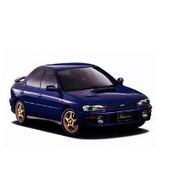 Subaru Impreza SD 1992