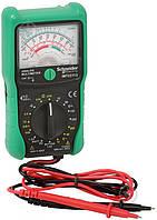 Мультиметр аналоговый Schneider Electric сat III