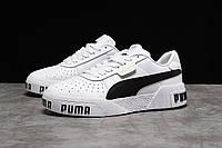 Кроссовки женские 17993, Puma Cali Sport (TOP) белы, [ 39 ] р. 38-24,0см., фото 1