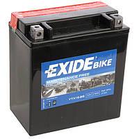 Мото аккумулятор EXIDE YTX16-BS