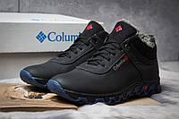 Зимние мужские ботинки 30694, Columbia Track II черны, [ 40 ] р. 40-26,6см., фото 1