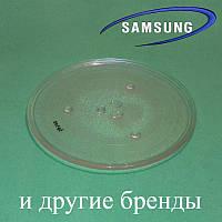 Тарілка (діаметр 318 мм) DE74-20015G для (НВЧ) мікрохвильовок Самсунг