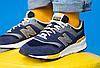 Оригинальные мужские кроссовки New Balance 997 (CM997HVG)