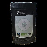 Чай белый неферментированый рассыпной органический Touch Organic,60г