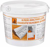 Клей-мастика Dragon для полиуретановых изделий 4кг