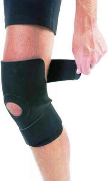 Космодиск Support для колена, Фиксатор коленного сустава (бандаж), Наколенник при артрозе