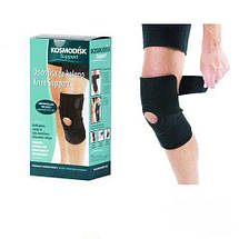 Космодиск Support для колена, Фиксатор коленного сустава (бандаж), Наколенник при артрозе, фото 3