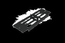 Дистанционный фиксатор 10 шт. EasyDeck black