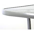 Стол садовый MOSLER Halmar серый, фото 3