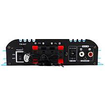Підсилювач UKC MA-500 USB+Mp3 4*55W, фото 3