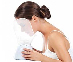 Портативная паровая сауна для лица Benice BNS 016 Паровая машина для омоложения и увлажнения лица, фото 3