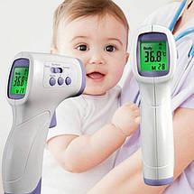 Безконтактний Термометр CK-T1501, фото 2