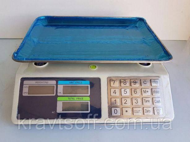 Ваги торгові YZ-982S до 50кг