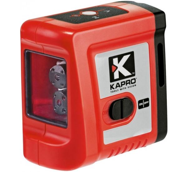 Лазерный уровень 20 м рабочий диапазон, Kapro 862 kr (79613)