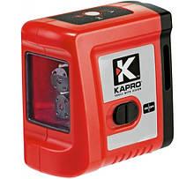 Лазерний рівень 20 м робочий діапазон, Kapro 862 kr (79613)