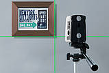 Лазерний рівень 20 м робочий діапазон, Kapro 862g, фото 6