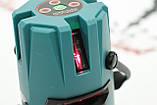 Лазерный уровень нивелир Euro Craft ECNL01 30м + в комплекте штатив, фото 3