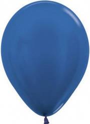 "Куля 12"" (30 см) Sempertex 540 металік синій (Семпертекс)"